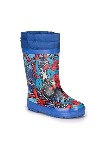 Spider-Man Yağmur Çizmesi Mavi